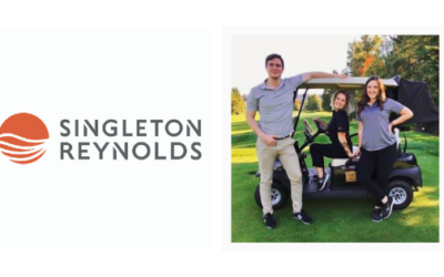 Celebrating Almost Two Decades of Support with Singleton Reynolds