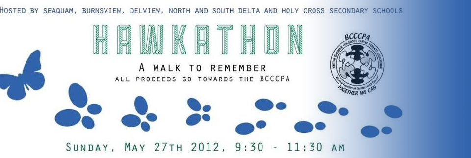 Hawkathon – A Walk to Remember!